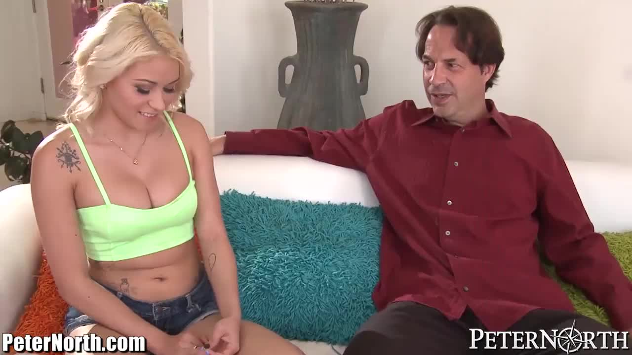 Peituda loirona marsha may no porno